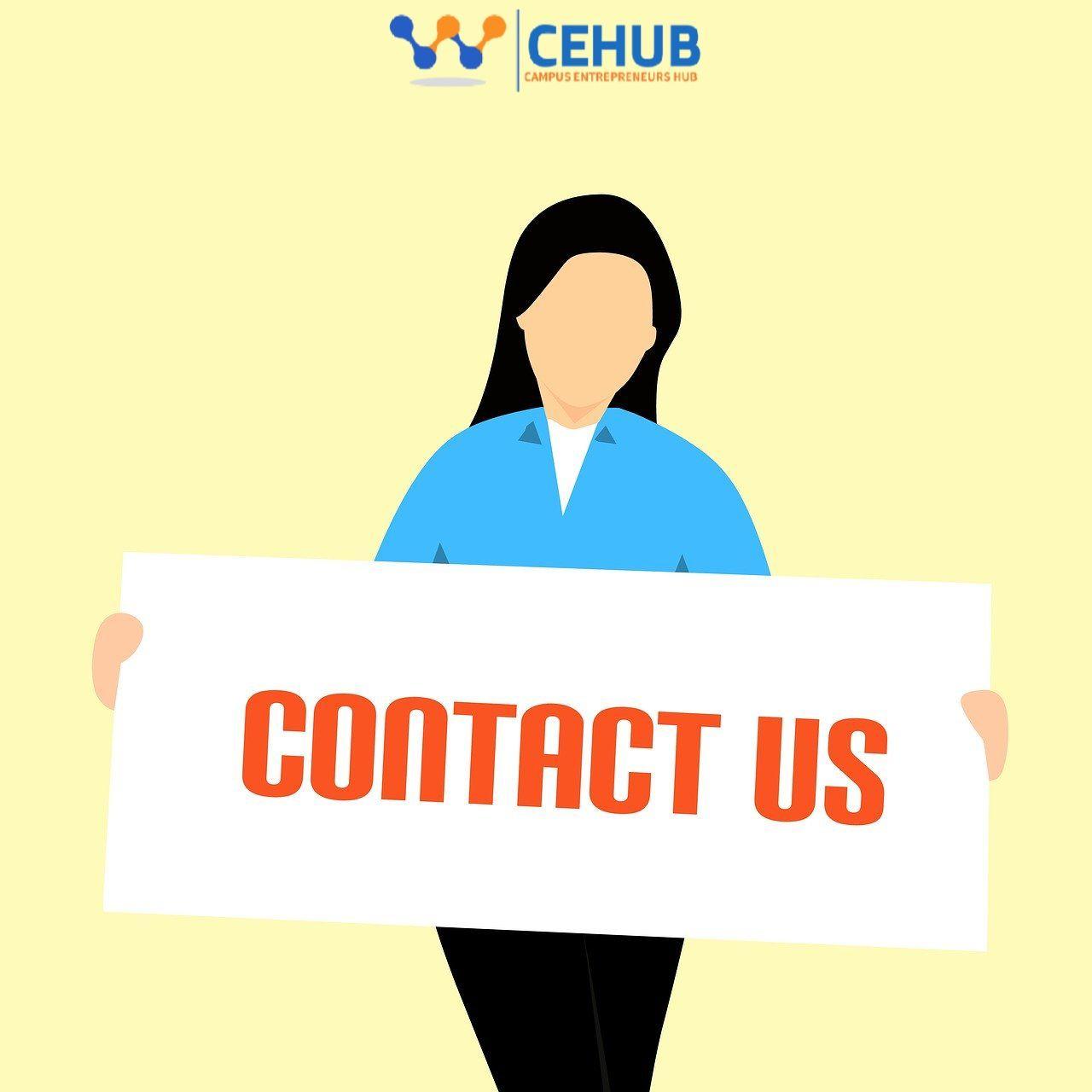 Contact campus entrepreneurs hub