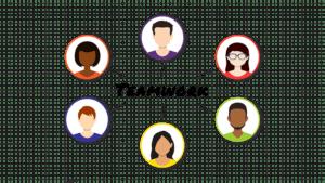 Campus entrepreneurs hub staff