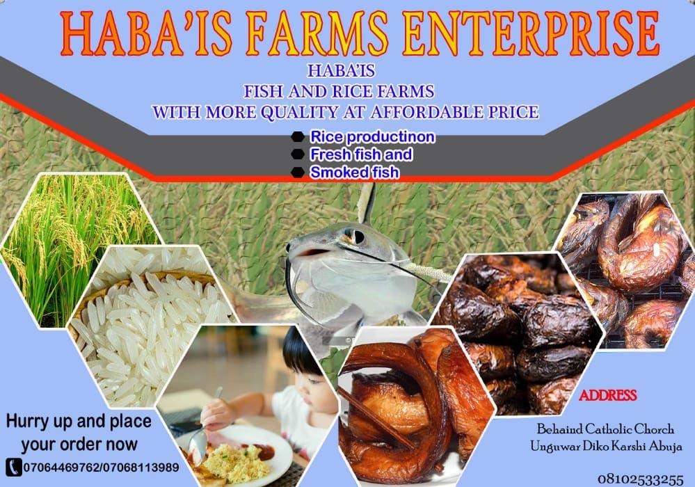 Haba'is farms enterprise