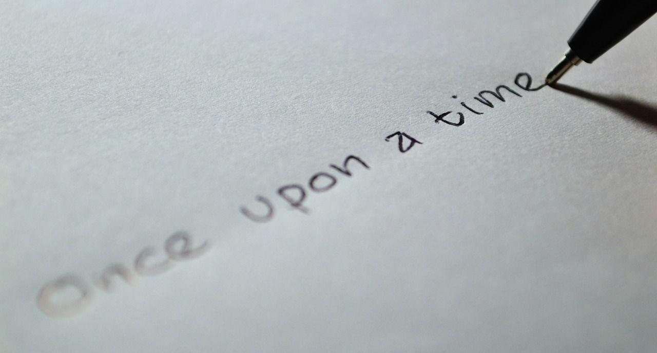 Storytelling in copywriting
